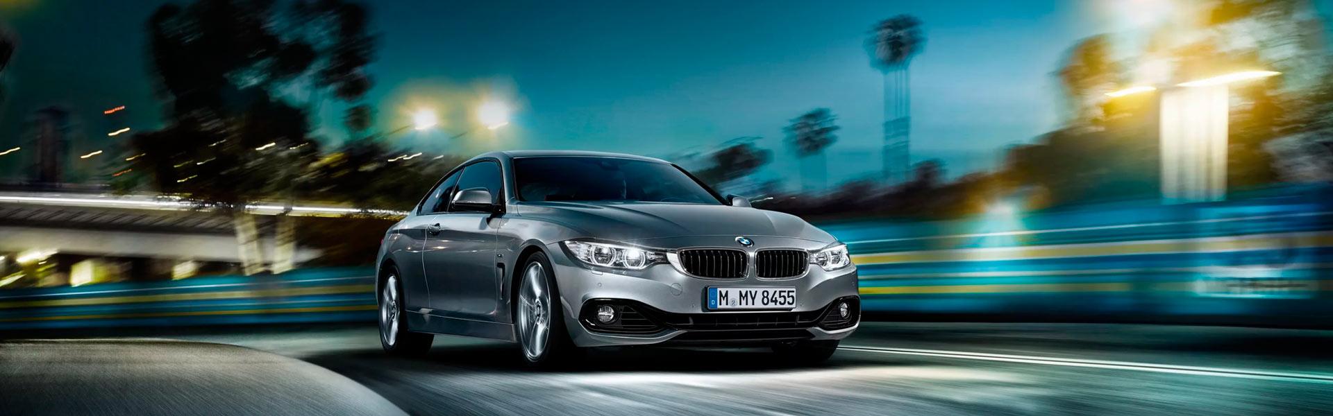 Сервис BMW 4-series
