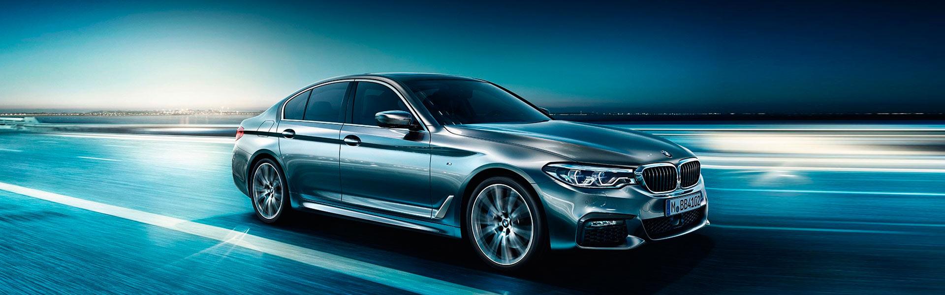 Ремонт глушителя BMW 5-series