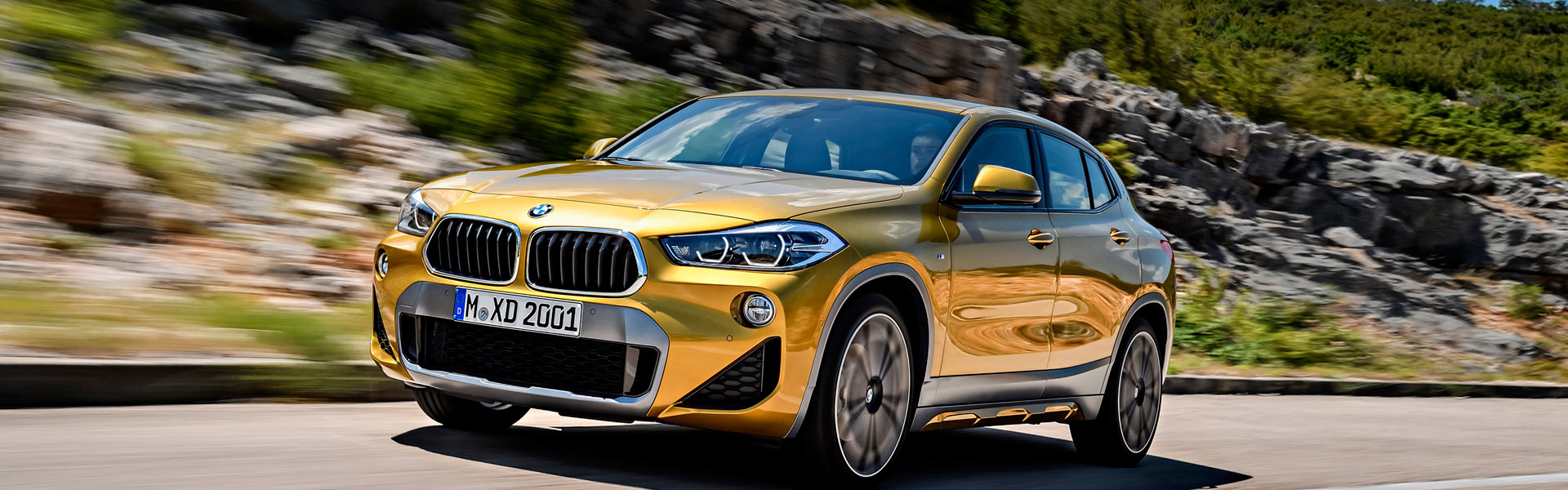 Сервис BMW X2