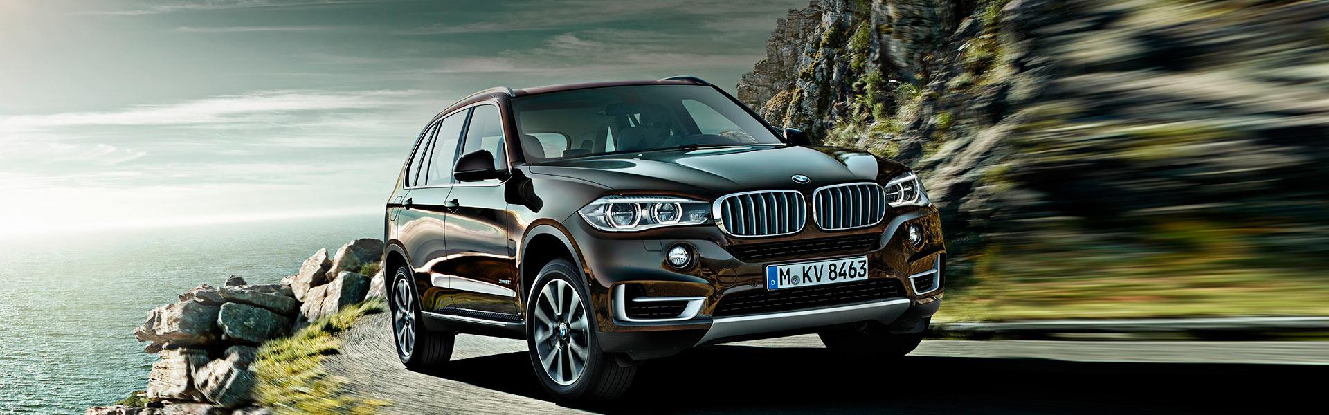 Сервис BMW X5