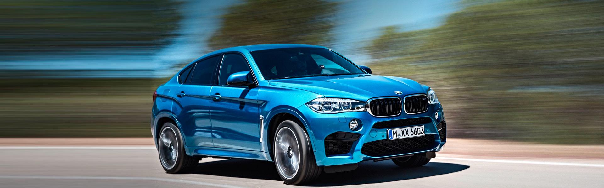 Сервис BMW X6